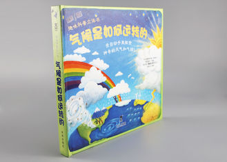China Spot UV Educational Pop Up Books , Toddlers Cartoon Classic Pop Up Books supplier