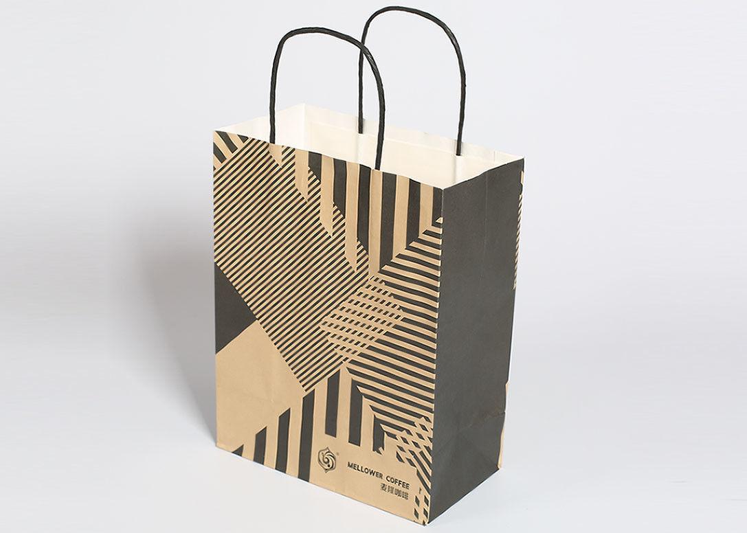9a7bdd5cb18f China Kraft Reusable Shopping Bags