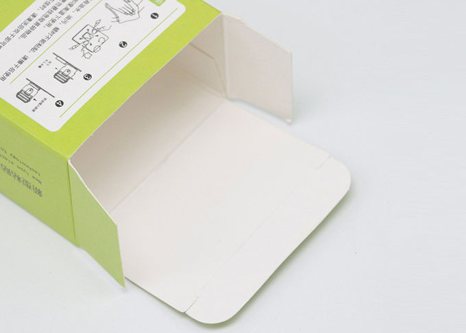 Custom C1S Small Product Packaging Boxes Flexor Printing For Household Products