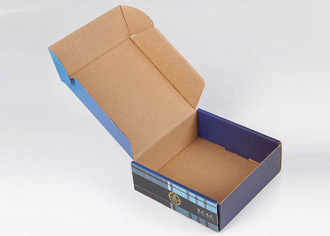 Tuck Top Colored Personalized Packaging Boxes Custom Sizes And Company Logos