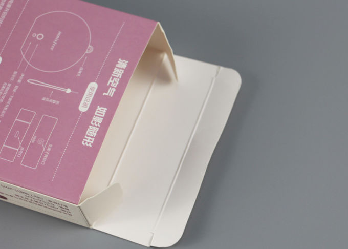 Medium Size Matte Laminated Printed Packaging Boxes 250GSM For Electronic Products