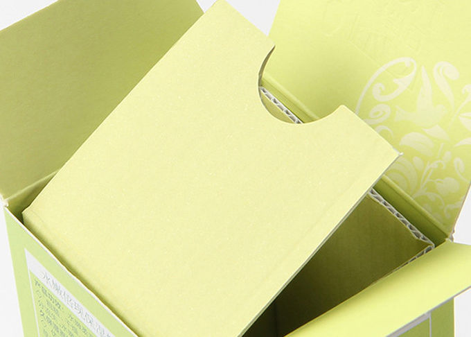 Custom Matte Oil Varnish Printed Packaging Boxes Art Paper For Cosmetic Products